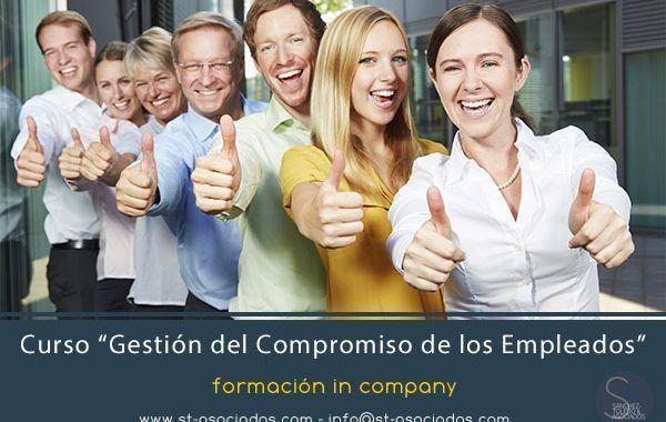 Curso: Gestión del Compromiso de los Empleados