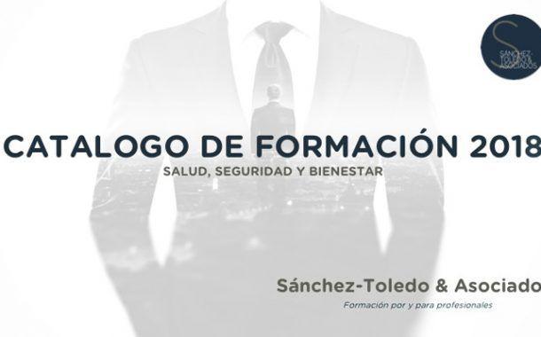 Sánchez-Toledo & Asociados presenta su catálogo de formación 2018