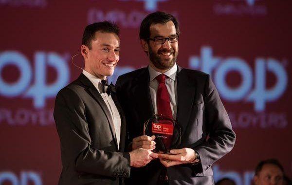 Schindler España logra un hito en su sector al obtener la certificación Top Employers por décimo año consecutivo