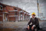 Seguridad y Salud en Construcción con Viento y Lluvia