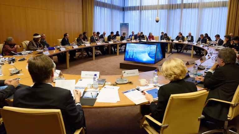 La Comisión Mundial de la OIT aborda los cambios necesarios a fin de crear un futuro del trabajo justo para todos