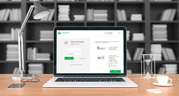 Fraternidad-Muprespa renueva su oficina digital