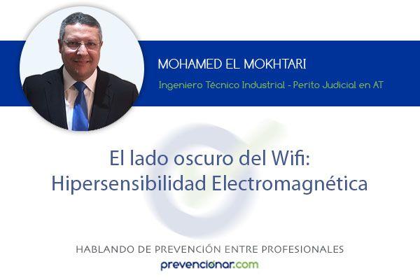 El lado oscuro del Wifi: hipersensibilidad eletromagnética