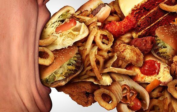 Estrés y obesidad