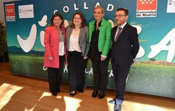 El Ayuntamiento de Collado Villalba y la Comunidad de Madrid firman un convenio en materia de seguridad y salud en el trabajo