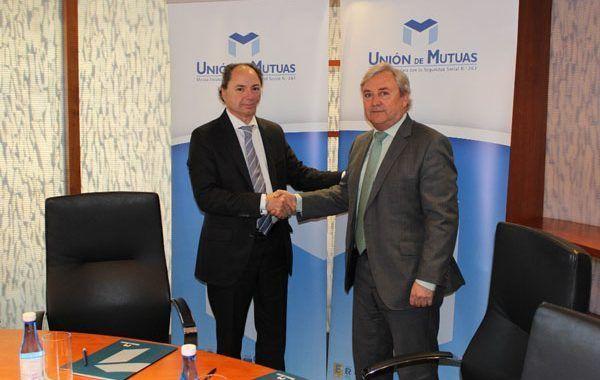 ASOCIEX y Unión de Mutuas refuerzan su colaboración en el cuidado de la salud y la seguridad laboral