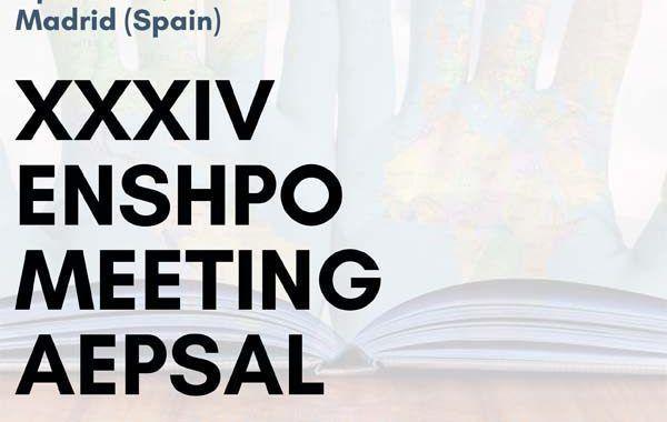 XXXIV ENSHPO MEETING Científico-Técnico de AEPSAL