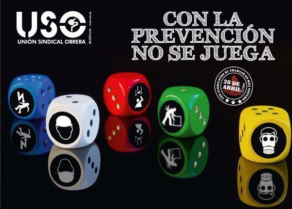 Con la Prevención no se juega #28PRL