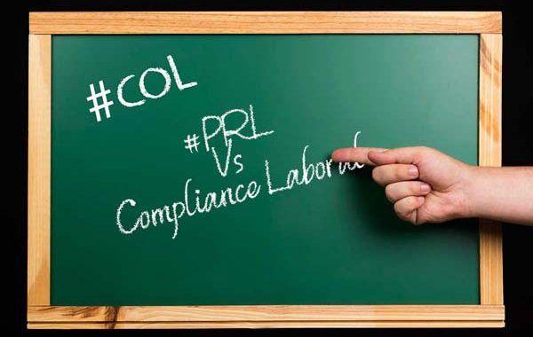 ¿Cual es la diferencia entre un Técnico PRL y un Compliance Officer Laboral?