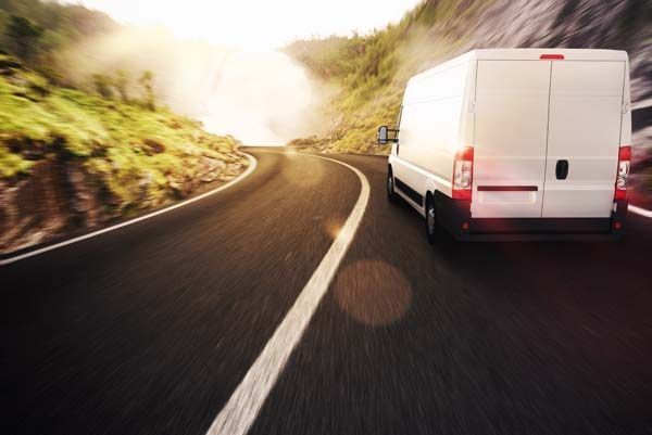 Los accidentes con furgonetas se disparan un 41%