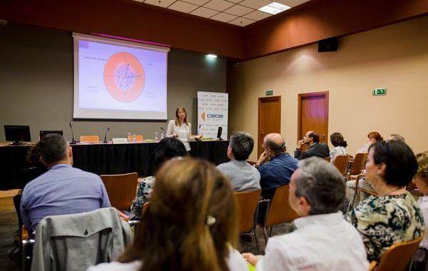 CEOE Aragón presenta la nueva campaña de la Agencia Europea de Seguridad y Salud en el Trabajo