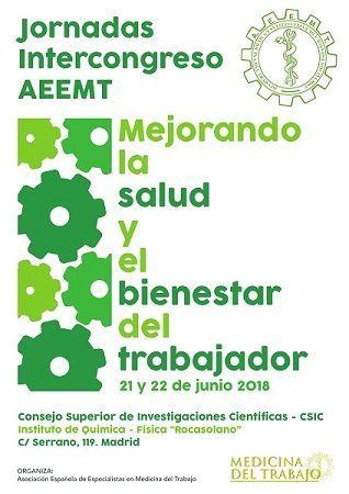 Jornadas Intercongreso AEEMT