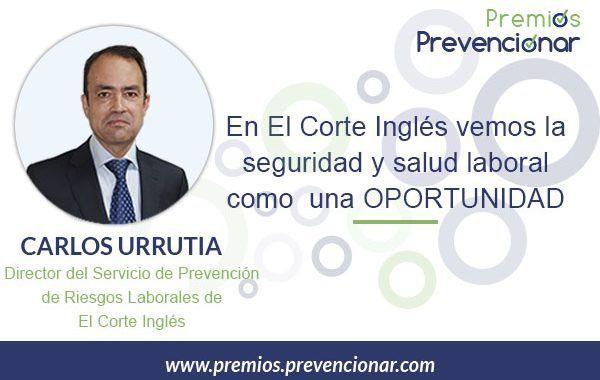 Carlos Urrutia: