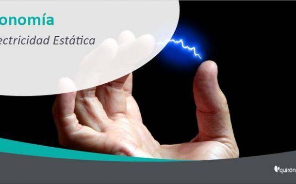 ¿Sabes cómo evitar la electricidad estática en la oficina?