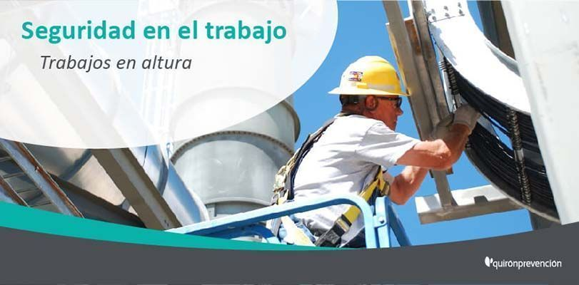 Trabajos en Altura en Prevención de Riesgos Laborales