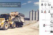 Nace el 'casco inteligente' para minimizar el riesgo de los trabajadores