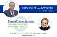 Paloma Fuentes González o el enfoque humanístico de la prevención