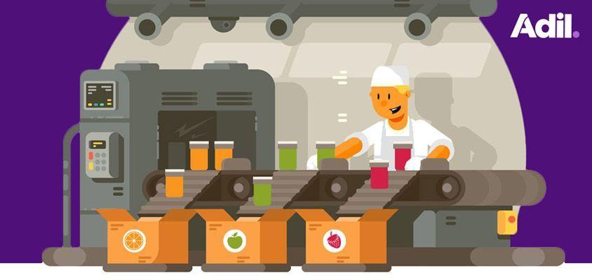 Indumentaria para industria alimentaria: prendas y EPI claves