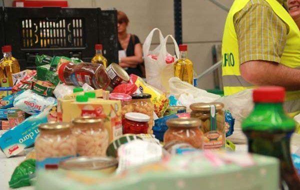 MC MUTUAL pone en marcha su 6ª campaña de recogida de alimentos