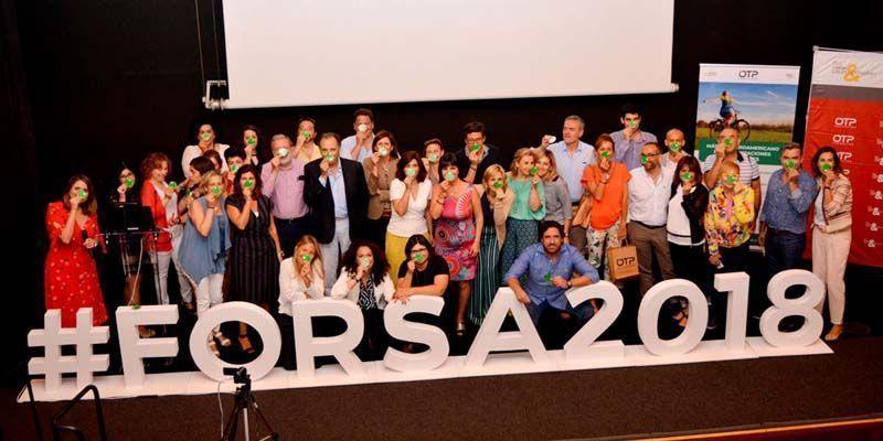 La felicidad y el bienestar laboral centran la atención del Fórum de Organizaciones Saludables celebrado en Granada y Sevilla