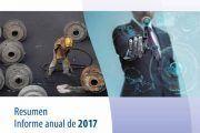 Informe anual 2017 de la EU-OSHA — Destacar los logros y anticipar objetivos futuros