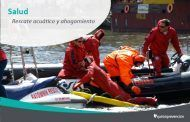 Infografía: Consejos sobre cómo actuar en caso de ahogamiento
