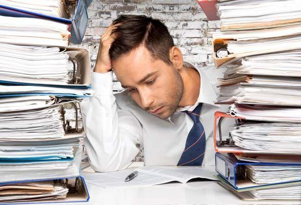 Los directivos desperdician el 90% de su tiempo en tareas burocráticas