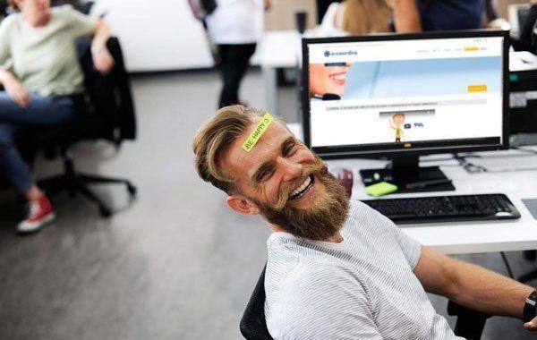 Trabajadores felices, empresas saludables