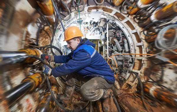 Guía de Seguridad en trabajos en túneles