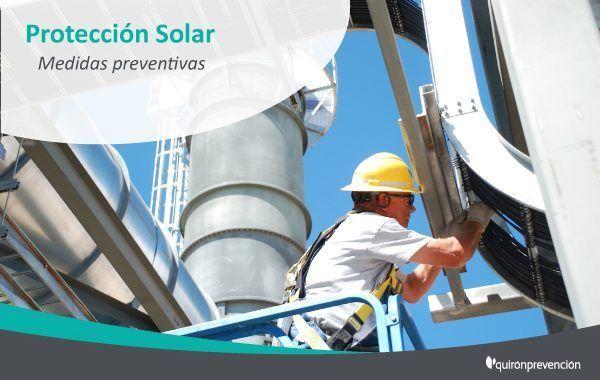 Medidas de prevención para protegerse del sol en el trabajo