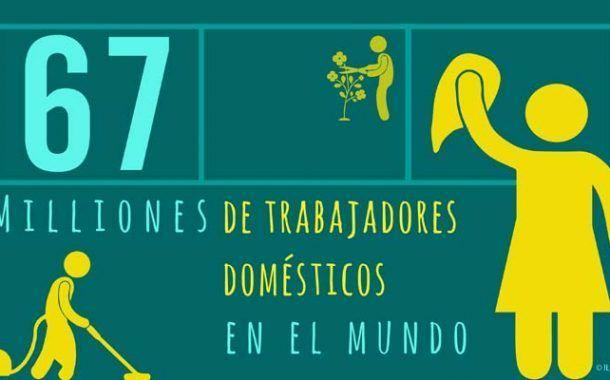 Reconocimiento de los derechos de los trabajadores domésticos