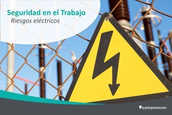 Riesgos eléctricos en el trabajo: medidas preventivas
