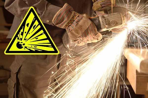 Guía para trabajos de soldadura en atmósferas explosivas (ATEX). Consíguela!!!