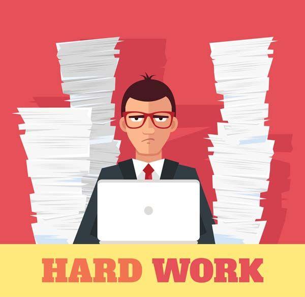 ¿Qué provoca el estrés laboral?