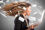 Según un estudio los mails del trabajo afectan a la salud mental