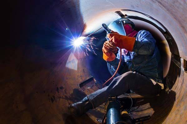 Guía para trabajos de soldadura en atmósferas explosivas (ATEX)