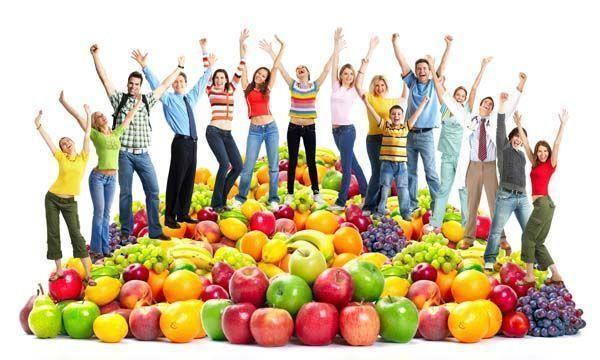 8 Falsos mitos sobre las alimentación saludable