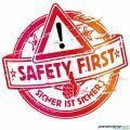 la seguridad lo primero