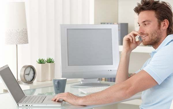 Consejos de Fisioterapia para el teletrabajo