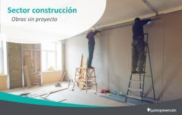 ¿Conoces la normativa que debes cumplir en PRL en las obras sin proyecto?