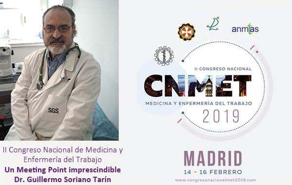 II Congreso Nacional de Medicina y Enfermería del Trabajo: Un Meeting Point imprescindible
