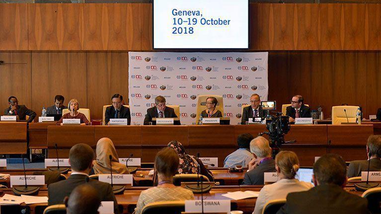 Conferencia histórica de la OIT establece nuevas normas para medir las nuevas formas de trabajo invisibles