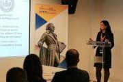 El Seminario de Ingeniería Hospitalaria premia  a Olvido Arenas de Fraternidad-Muprespa