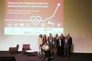 Fundación OTP participa en el II encuentro bienal de salud y bienestar organizado por Osarten