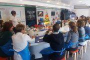 Cosentino promueve el conocimiento en nutrición y seguridad alimentaria entre sus empleados