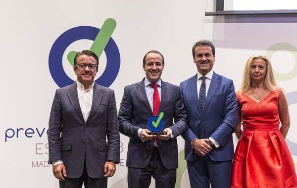 Grupo Avintia: Premio Prevencionar 2018