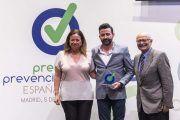 Ergonautas-UPV: Premio Prevencionar 2018