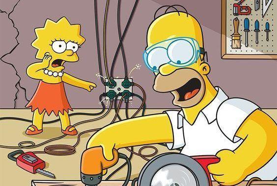 Los Simpsons llegan a Prevencionar (III)
