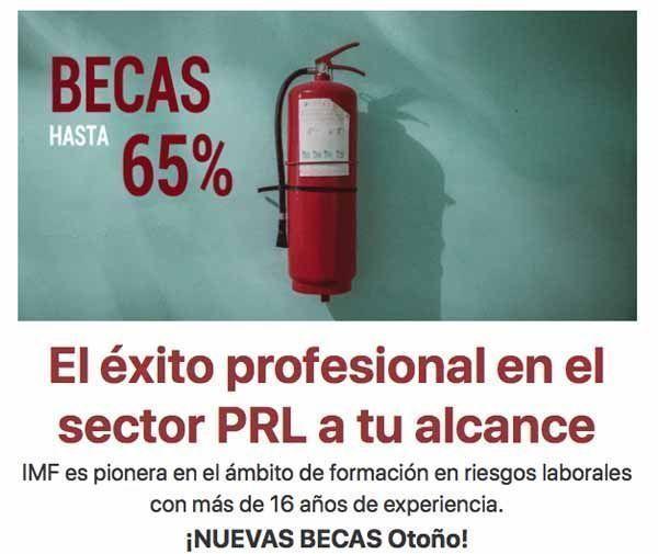 El éxito profesional en el sector PRL a tu alcance