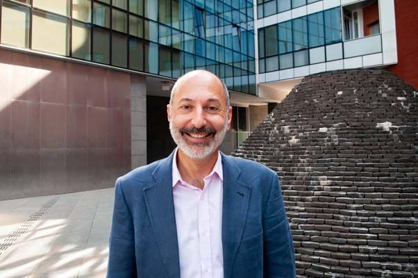 Juan Carlos Santamaría, Director de Comunicación y Desarrollo Negocio de Inithealth (Grupo Init)